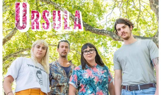 Ursula's New Siren Songs