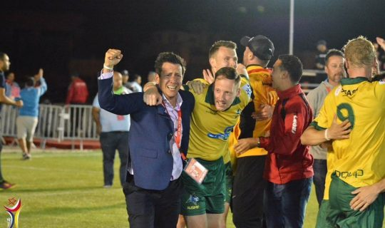 Perth hosts Minifootball World Cup