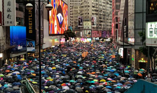 Update on the Hong Kong Protests