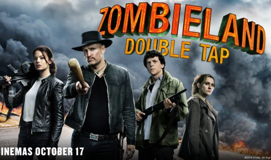 Movie Squad: Zombieland: Double Tap & Judy