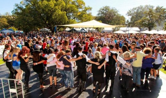 Yamas! Perth's inaugural Greek Festival
