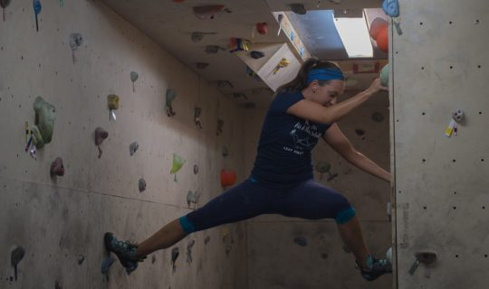 Bouldering And Its Benefits