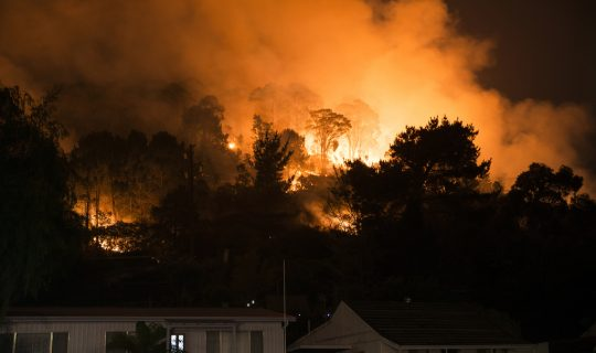 Climate Conversation: Bushfire Season