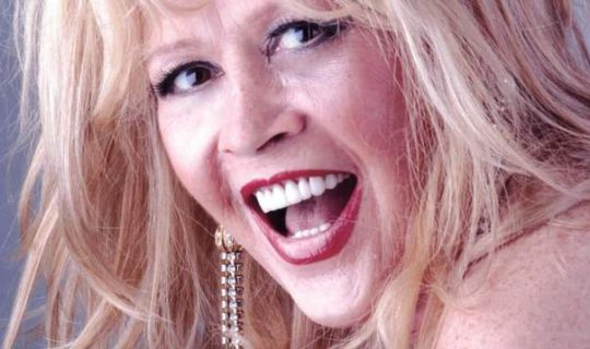 Cabaret sensation Carlotta returns with brand new show