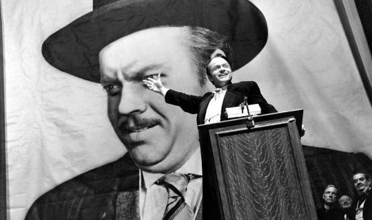 Sharp Lenz Rewind: Citizen Kane