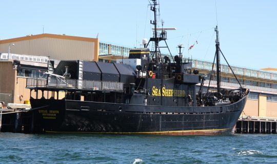 Sea Shepherd's Ocean Defence Tour
