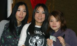 Shonen Knife's new LP: Sweet Candy Power