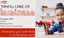 Taking Care of Business: Developing Your Soft Skills