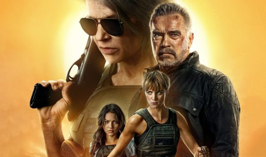 Movie Squad: Terminator: Dark Fate & Blinded By The Light