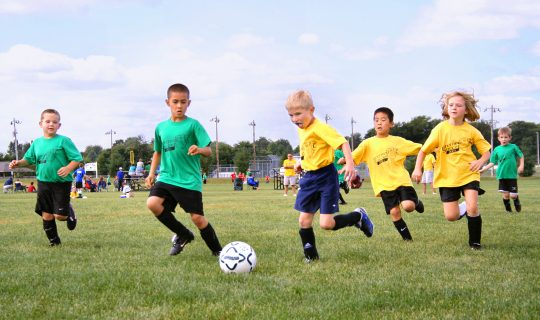 Lancet Report On Youth Exercise