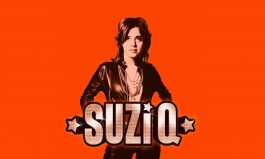 Suzi Quatro rocks on!