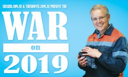 The Chaser's War on 2019