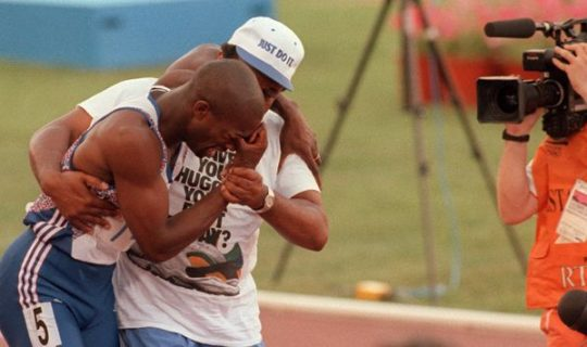 The Man Who Loves Everything: Episode 6 – Derek Redmond