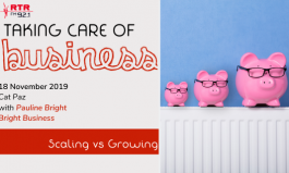 Taking Care of Business: Scaling vs Growing