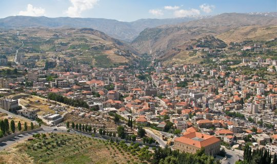 Lebanon's Power Struggle