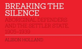 Breaking the Silence: Dr Alison Holland
