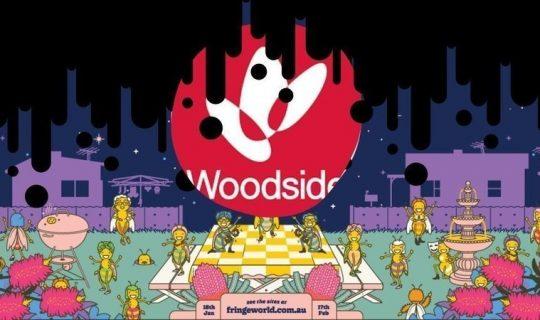 Woodside out of Fringe