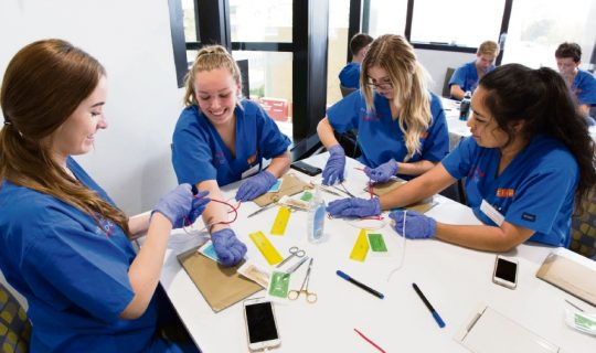 Scitech's Future Health Professionals