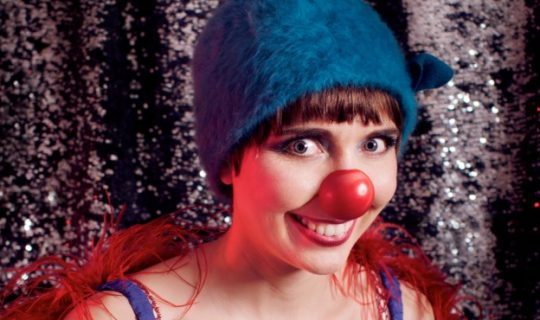 Fringe 2020: Elizabeth Davie and Alice Mack, comedians!