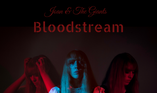PREMIERE: Joan & The Giants