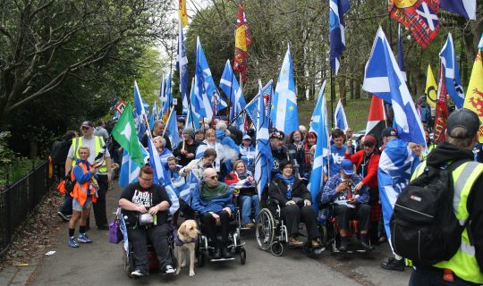 The Outlook of Scottish Independence