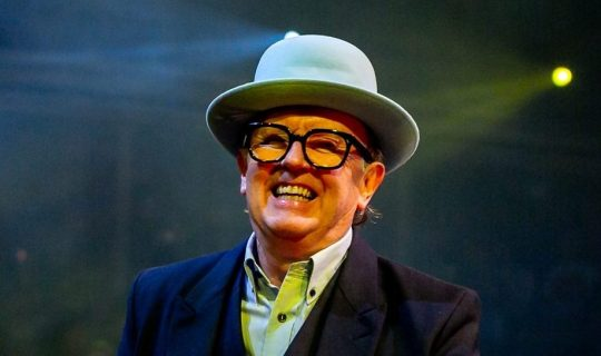Jamdown Vershun Welcomes DJ Legend David Rodigan