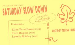 Saturday Slowdowns – Pig Melon