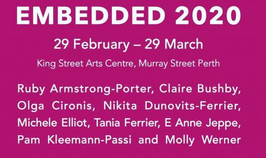 Embedded 2020