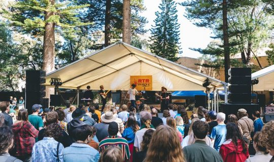 In The Pines 2020 – Early Birds