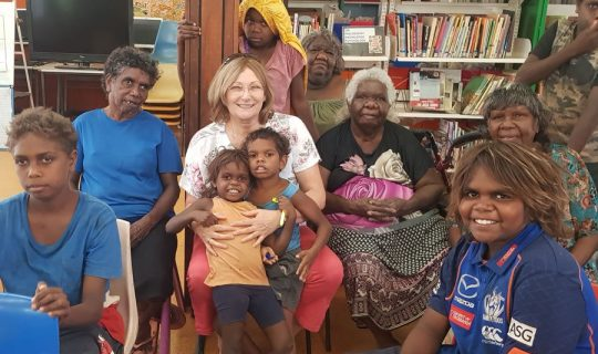 Remote Op Shops: Tackling Community Issues