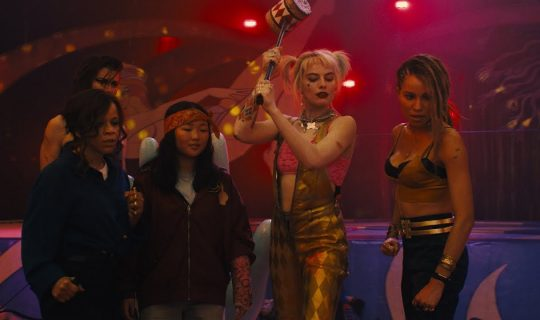 Movie Squad: Richard Jewell & Harley Quinn: Birds of Prey