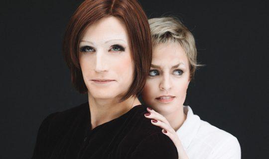 Gillard & Bishop VS #Auspol in Gone Girls