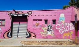 The Corner Gallery: Artists for Fire Relief