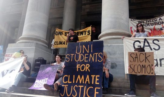 Uni Students for Climate Justice