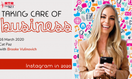 Taking Care of Business: Instagram in 2020