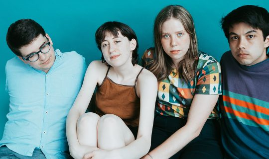 Frankie Cosmos on Close It Quietly