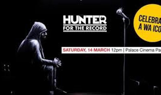 Hunter: For The Record