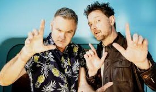 Paul McDermott & Gatesy Go Solo in Freo