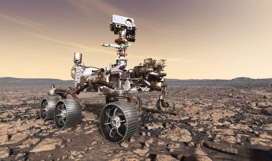 Reality Bytes: 2020 Mars Rover