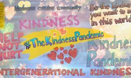 How you can help spread the Kindness Pandemic