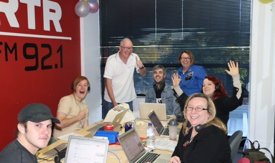 The Phone Room Overlord talks community for National Volunteer Week