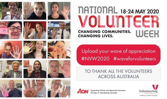 National Volunteer Week 2020: Tracy Gamblin