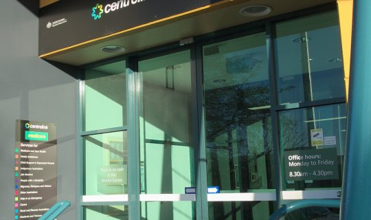 Centrelink Stimulus Package