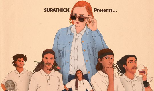 PREMIERE: Supathick follow up debut with equally groovy The View