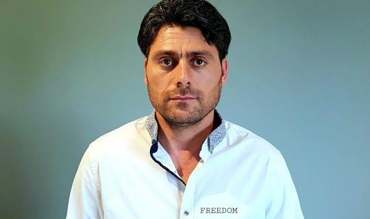 Refugee Week: Farhad Bandesh, artist in detention.