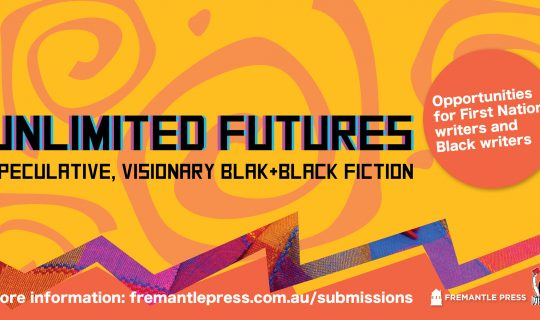 Callout for Blak + Black Speculative fiction