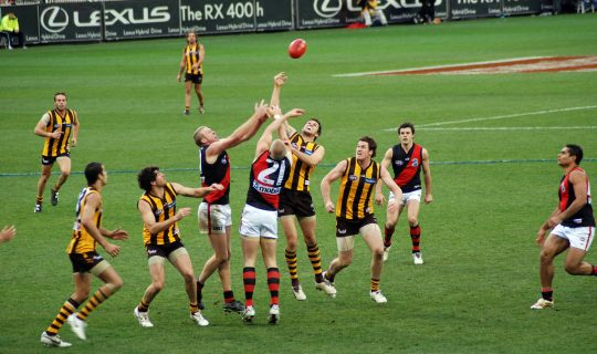 Go Footy: Restrictions Lifting!
