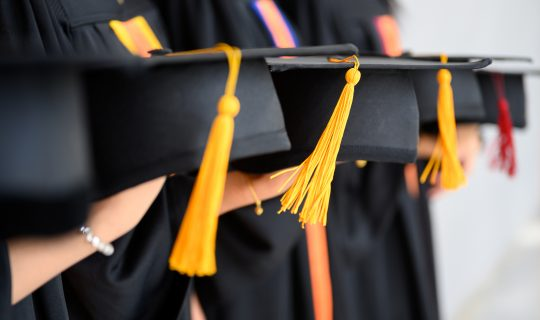 What has the pandemic meant for high school graduates?