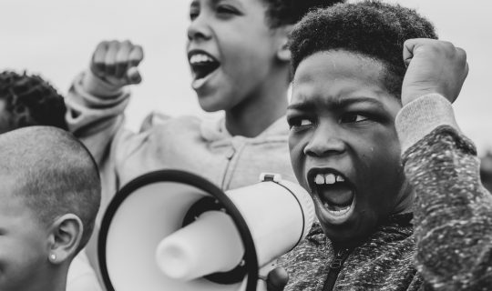 Voices, noise & music: What we can learn about power and people from the sounds of protest