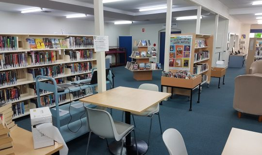 Library Community Support Project